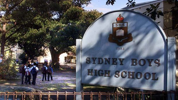 Sydney Boys High: The oldest government high school in NSW.