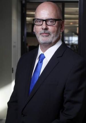 Andrew Holden: Editor-in-Chief of The Age and The Sunday Age.
