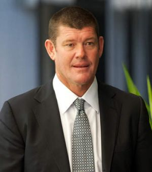 James Packer: plans for a $1.5 billion hotel and gambling resort at Barangaroo received NSW government backing.
