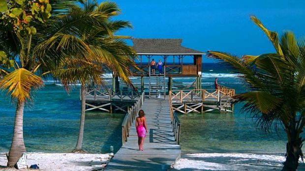 Cayman Islands: One of several tax havens where companies have entities.