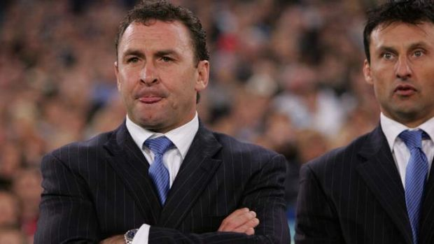 Ricky Stuart is heading to the Canberra Raiders in 2014.