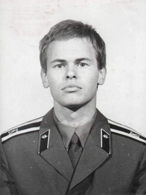 Source codes: As a military cadet in the 1980s, Eugene Kaspersky studied at the KGB-administered Institute of ...