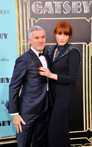 Directing: Baz Luhrmann with Florence Welch.