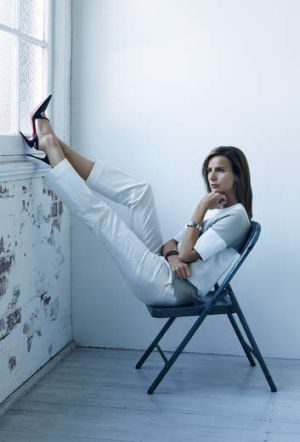 """""""I was blessed with not making it until I was 25, when a lot of my bad behaviour was behind me"""" – Rachel Griffiths."""