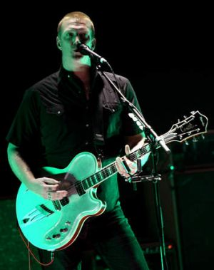 Queens of the Stone Age frontman Josh Homme hinted at Australian tour in May.