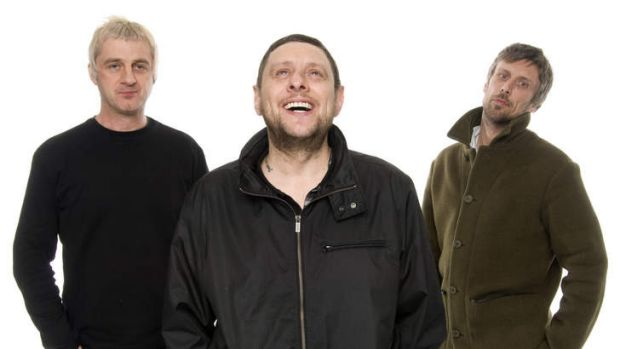 Happy as Larry: Champions of 'Madchester', the Happy Mondays.