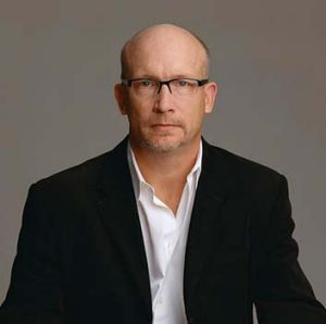 Shedding light on an enigma: Alex Gibney.