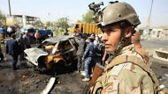 Iraq death toll rises after surge in attacks (Video Thumbnail)