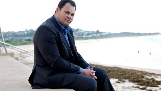 Taking a stand: Darrell Williams has sent a letter to NRL CEO Dave Smith about racism.