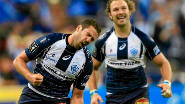 The new Jonny on the spot: Two drop goals by Remi Tales of Castres sank the hopes of Jonny Wilkinson's Toulon.