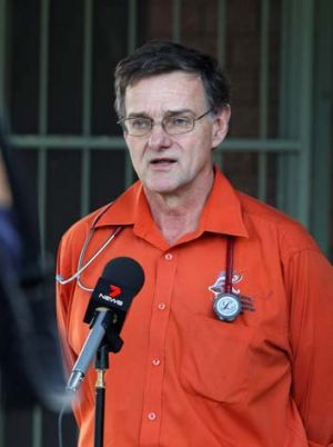 Calls for a review: Shadow Health Minister Andrew McDonald.