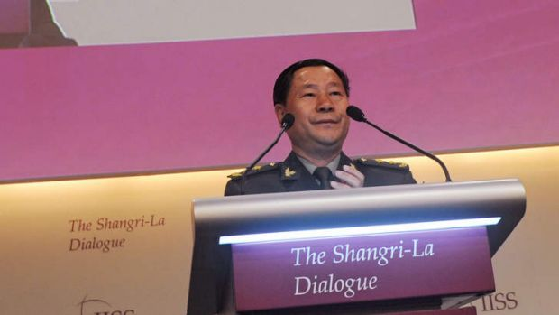 Cyber warrior: Lieutenant General Qi Jianguo responds to US Secretary of Defence Chuck Hagel's allegations of cyber ...