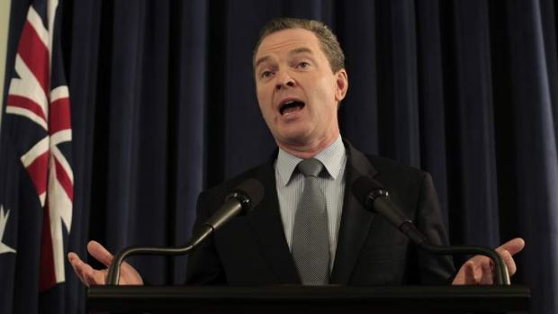 Manager of opposition business Christopher Pyne says the Coalition will not put forward a no-confidence motion in the ...