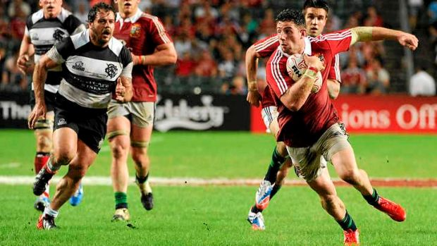 Pretty, please: If the Lions try to play an entertaining, expansive game as they did against the Barbarians at the ...