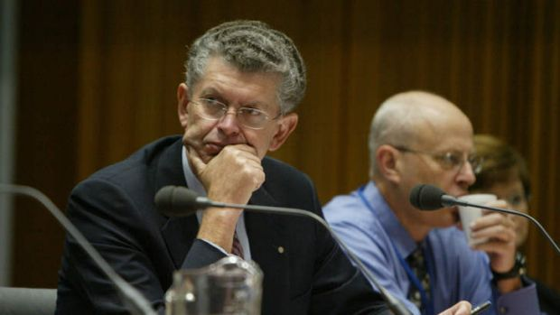 """Reappointed ... Electoral Commissioner Ed Killesteyn (left) has """"served with neutrality and distinction'', says ..."""