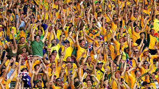 On Tuesday, Socceroos fans will at least dare to dream.