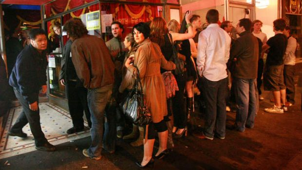 Fed up with long queues outside nightclubs?