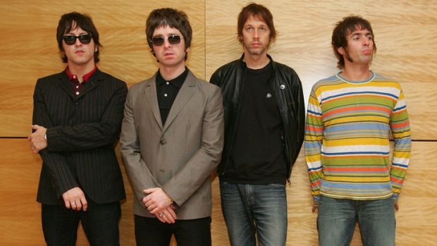 Oasis have topped triple j's poll of the Hottest 100 songs of the last 20 years.