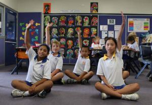 Public school students are just as eager for opportunities as their private school peers.