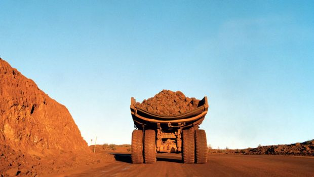 A solid year has seen BHP report strong iron ore results but a near miss in petroleum.