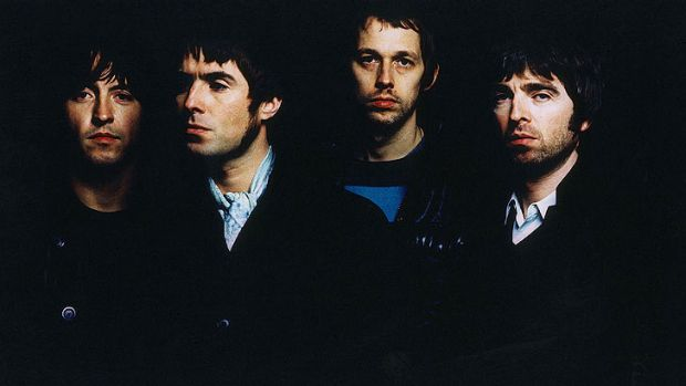 Oasis topped the countdown with their 1995 hit <i>Wonderwall</i>.