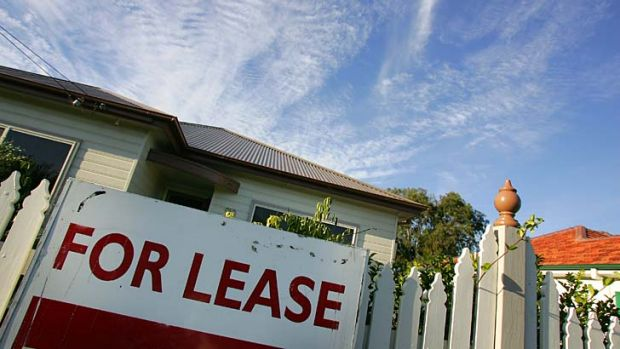 Lucky lease: trials and tribulations of renting.