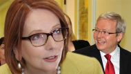 Prime Minister Julia Gillard during her visit to Kingsford Smith Primary School where she announced the appointment of ...
