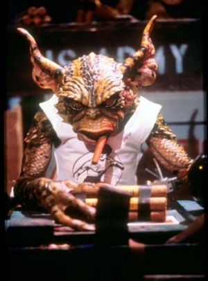 Gremlins and speculation of a leadership spill ... best not fed after midnight.