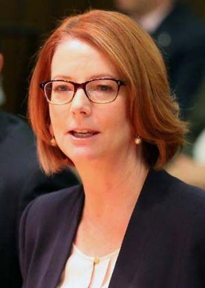 Women worst off under Abbott: Julia Gillard.