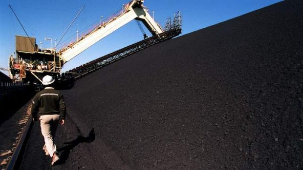 Be wary of 'unburnable carbon' claims, coal industry says.
