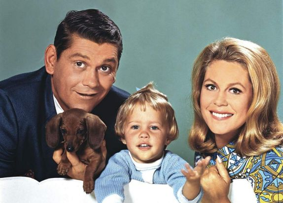 """""""Bewitched"""": Sol Sak's all-time masterpiecefamily sitcom about a witch and her mortal husband."""