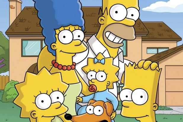 """Matt Groening's animated series """"The Simpsons"""" has been a backdrop for American cultural life for two decades."""
