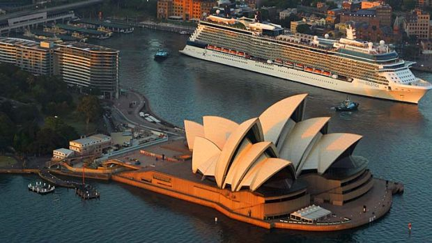 Ready for an upgrade: The Opera House.