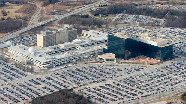 Got a secret? Maybe not with such set-ups such as The National Security Agency (NSA) headquarters at Fort Meade in the ...