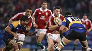 Brace for action: British and Irish Lions <i>are</i> here (Video Thumbnail)