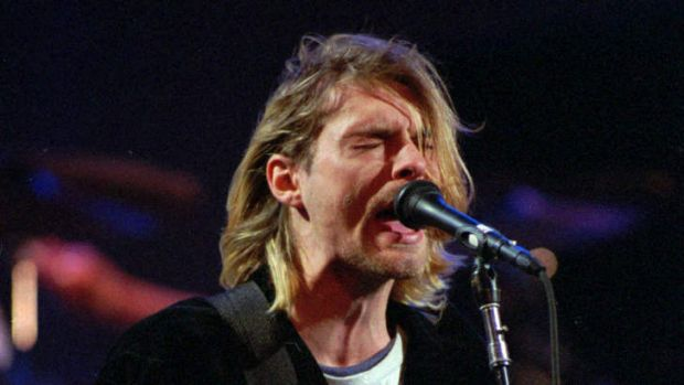 Nirvana frontman Kurt Cobain grew up in Aberdeen, Washington