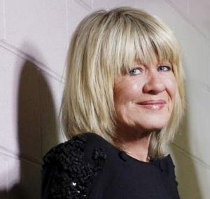 Margaret Pomeranz... on the judging panel.