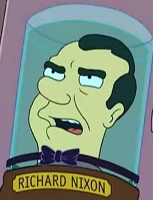 Sooner than you think? In <em>Futurama</em>, brains can be transplanted into life-support systems.