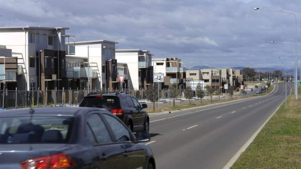 Canberra land prices are expected to rise as suburbs take over grazing land and hobby farms.