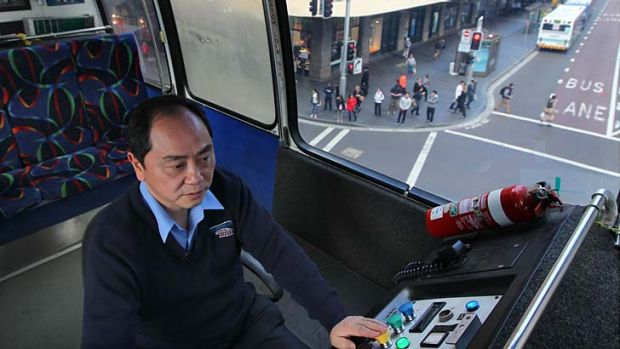 Part and parcel of development: George Fong bemoans the end of the monorail.