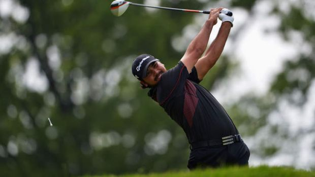 Jason Day has been in contention on the final day at several majors, including this year's Masters.