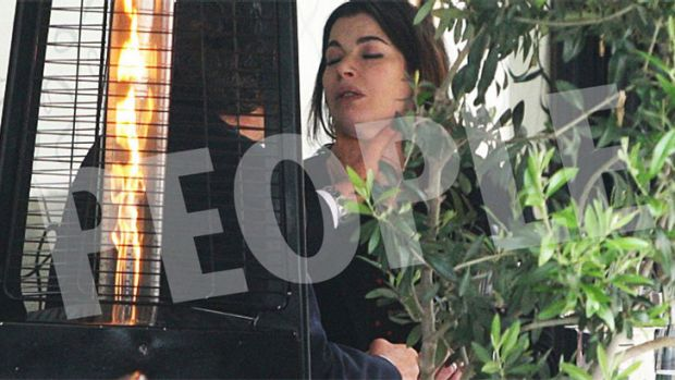 How the Daily Mirror reported the story of Charles Saatchi allegedly choking wife celebrity chef Nigella Lawson.