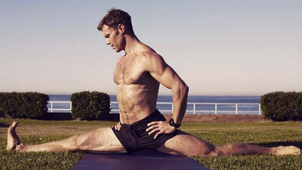 An unusual approach to fitness: Radley Spring.