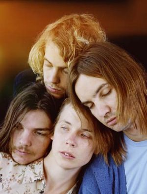 Song of the year winners Tame Impala.