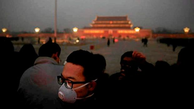 Air pollution has been a significant problem in China.