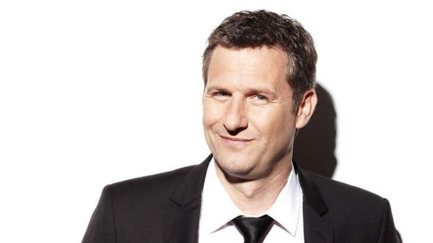 """Honestly, that's what people over here think of Australian politics right now."" ... Adam Hills"