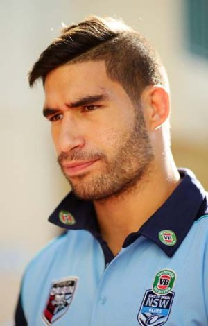 Drink-driving charge: James Tamou.