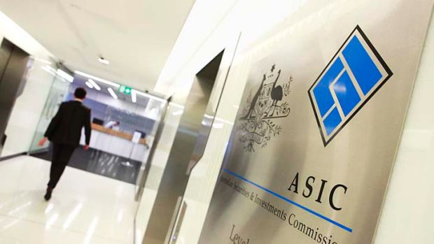 ASIC inquiry: The investigations will be wide ranging given the scale of the issues.