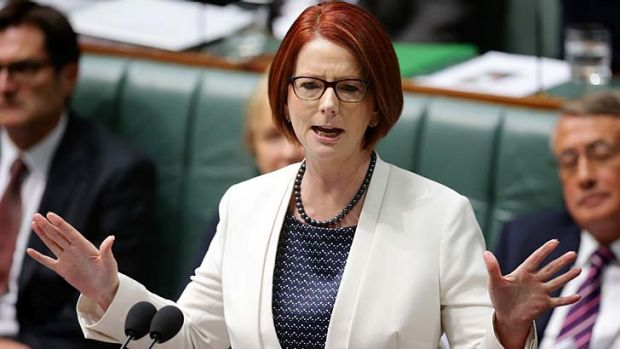 Former prime minister Julia Gillard says gender issues are more easily glossed over than racism.
