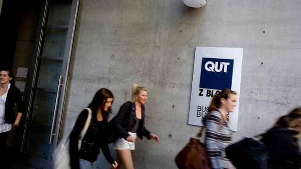 QUT was first among 13 Australian universities on a list of the world's top universities under 50 years old.